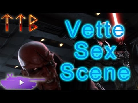  Swtor - Vette Companion Sex Scene (uncensored!) - Ft. Ttb - Way video