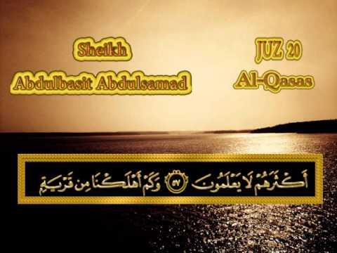 Al- Qasas - Abdel-Baset Abdel-Samad