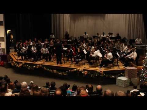 Symphonic Band, North Augusta High School (HD)