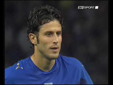 Fabio Caressa Mondiali 2006 finale Italia vs Francia rigore di  e premiazione