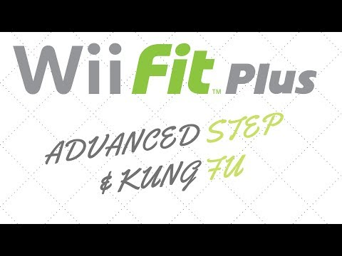 YFM - Wii Fit Plus (Step, Kung fu-rítmico)