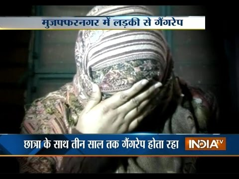 Muzaffarnagar: Girl Alleges Gang Rape by 6 Youth; Accused Circulate MMS