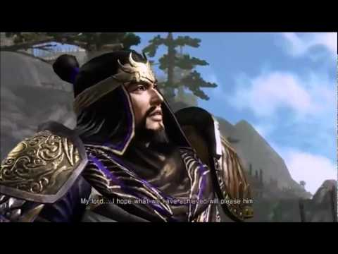 Dynasty Warriors 7 Wei Cutscene: The Death of Xiahou Yuan
