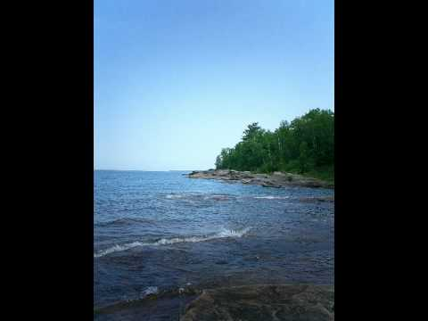 Slide show of a visit to Stockton Island in Lake Superior in the Apostle Islands National Lakeshore (Ashland County, Wisconsin), hiking on the perimeter of the island to Julian Bay over the...