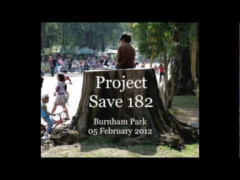 Baguio City Project SAVE 182 Burnham Park