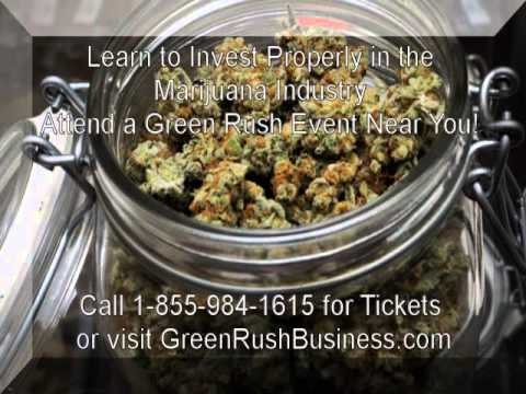 855 984 1615 Marijuana Investing Opportunities Find MJ Business Events