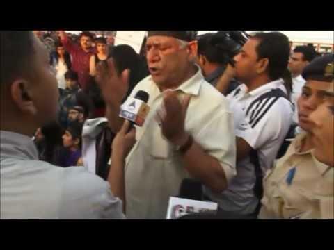 Bollywood Protest Against Delhi Rape. video