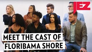 'Never Have I Ever' With the Cast of MTV's Floribama Shore