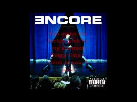 Puke By Eminem (dirty) Lyrics In Video video