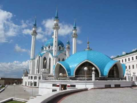 Mosques Around The World With Naat by Najam Sheraz Yeh Moamla...