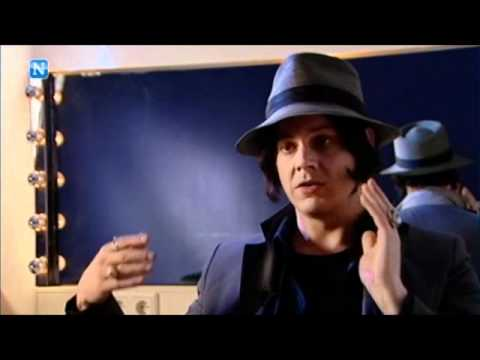Jack White interview by Nieuwsuur