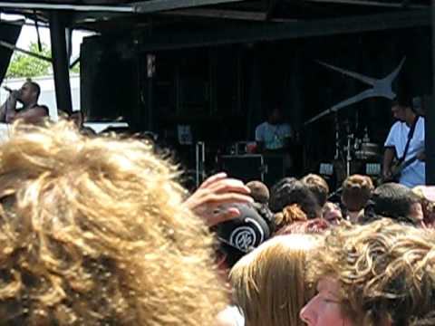 Emmure- Tales From The Burg Intro + R2 Deepthroat (live At Monmouth Park) video