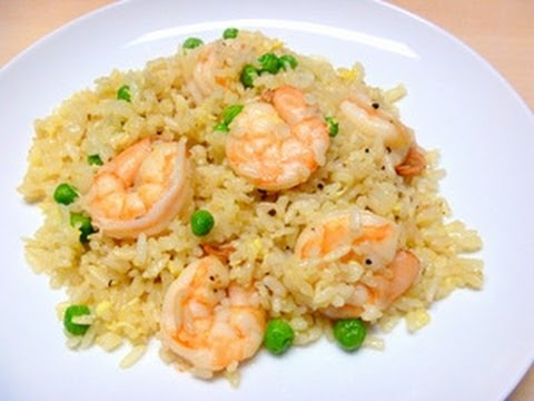 Spicy Thai Fried Rice With Shrimp Shrimp Fried Rice Chinese