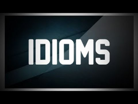 Idioms, Idioms Definition and Use of Idioms in Hindi.