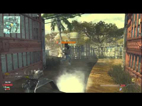 Mw3- Merry Christmas!! (5 man spray)