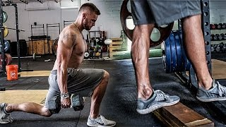 Leg Specialization for Athletic Muscle | Overtime Athletes