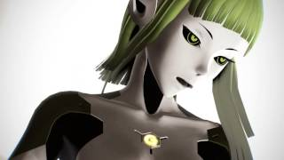 [MMD] WILDFIRE - CARBON WHITE GUMI
