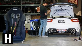 Track Rat Essentials: our Fiat 124 Competition Car Nears Completion