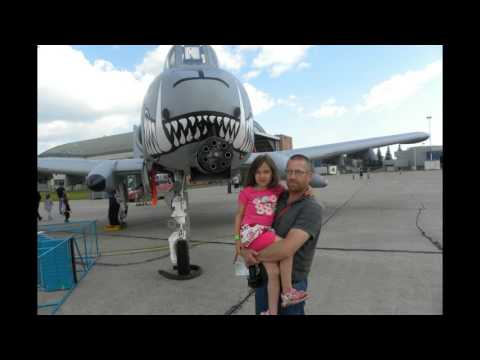 In this episode we go to Cold Lake Air show. It was a great time while we were there.... Unfortunalty tragedy hit. Pilot Bruce Evans saddly crashed his plane. My thought are with the Air Force...