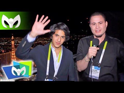 #CES2015 Resumen Junto a Neshudo (Tipo Entrevista) #CES2015