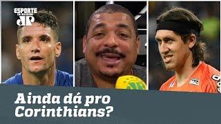 OLHA o que VAMPETA falou de Cruzeiro 1 x 0 Corinthians!