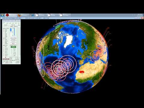 12/13/2011 -- Global Earthquake and Volcano overview -- two week outlook