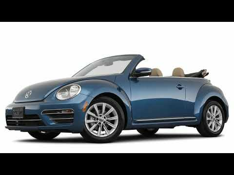 2019 Volkswagen Beetle Video