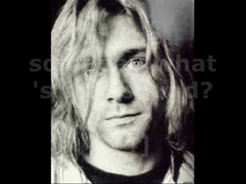 Nirvana - I Hate Myself & Want To Die