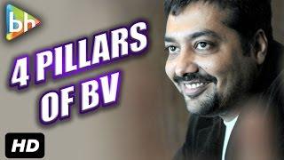 Exclusive: Four Pillars Of The Film Bombay velvet   Anurag Kashyap