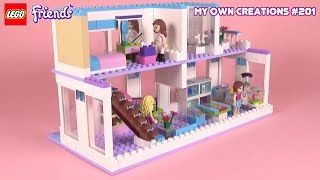 Mansion 015 | LEGO Friends My Own Creations #201