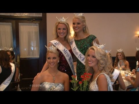 Miss America 2013 - Pageant Confidential: The Preparations Begin