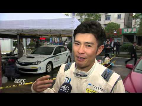 APRC - 2015 China Rally Longyou - Review