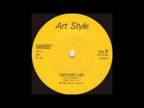 Art Style –  Factory Life (1985)