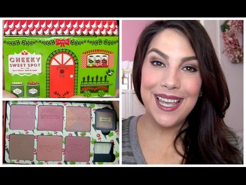 Benefit Cheeky Sweet Spot Palette Review