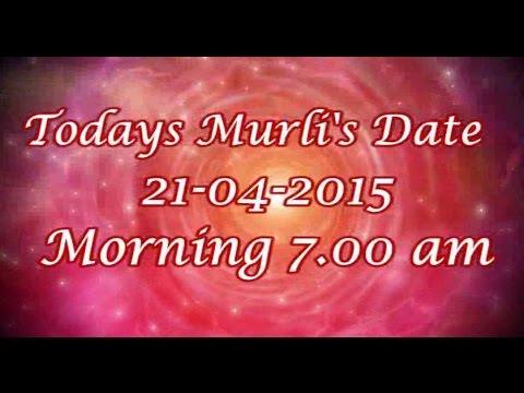 Full Murli 21-04-2015