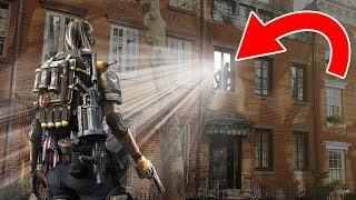 Do You Need to See Your Apartment in Division 2?