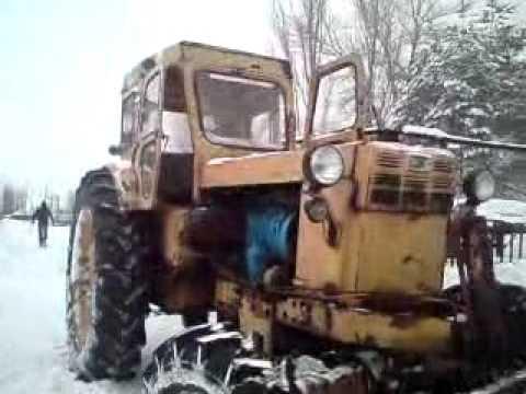 Т-40 Зима 2010