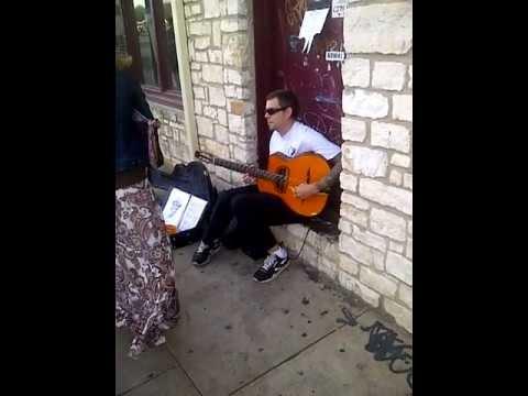 Austin Street guitar music