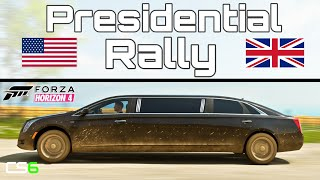 Presidential Rally  - A Forza Horizon 4 Short Film
