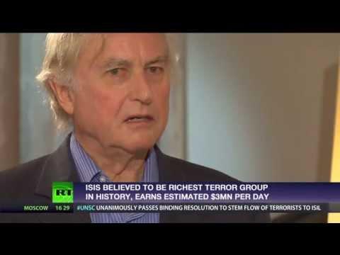 Richard Dawkins: People find ISIS attractive despite beheadings