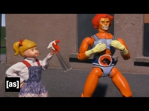 [adult swim] : Robot Chicken - King of the jungle?