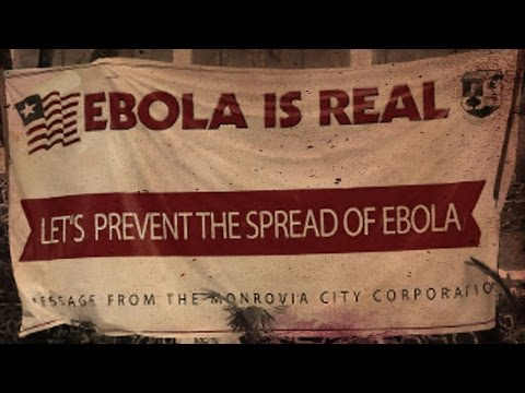If It's So Real, Why The Massive 'Ebola Is Real' Propaganda Campaign?