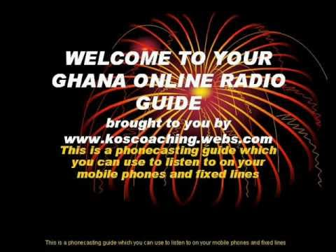 How To Tune In To Ghana Radio Stations By Your Mobile Phone PT1