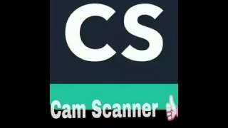 Cara Scan Dokumen dengan Cepat pakai HP Android dengan Cam Scanner
