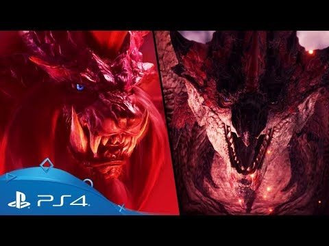 Monster Hunter: World | Elder Dragons Trailer | PS4