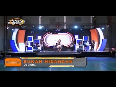 BUKAN HIDANGAN - MELINDA [ OFFICIAL KARAOKE MUSIC VIDEO ]