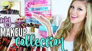 HUGE MAKEUP COLLECTION | 2016