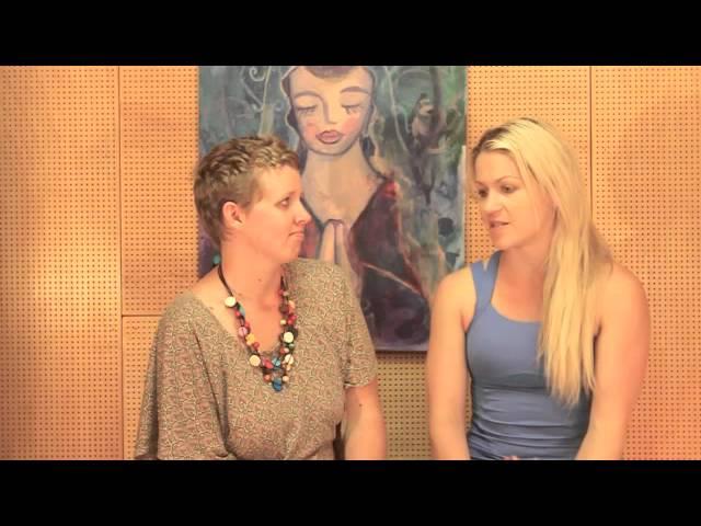 Private Coaching Client Kat Loterzo