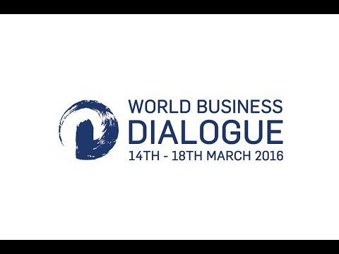 World Business Dialogue 2016 - Impressionen