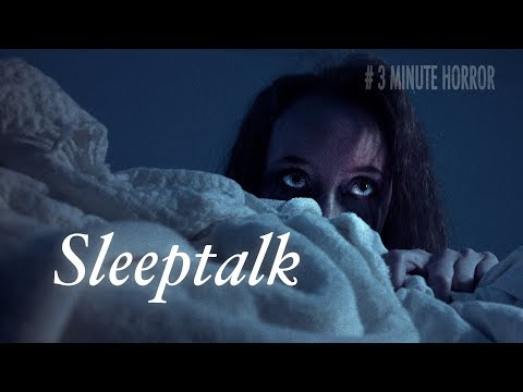 SLEEPTALK | 3 Minute Horror Short Film